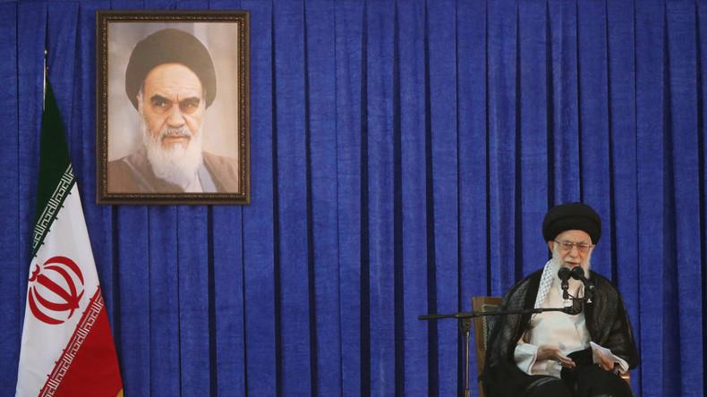 Ali Khamenei qualifie les Etats-Unis de «pays terroriste» et accuse Washington d'avoir créé Daesh