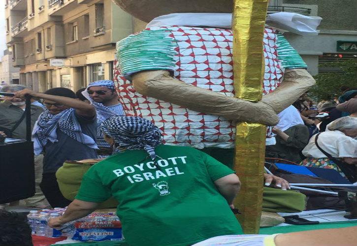 Haine d'Israël : le BDS s'invite à la fête des tuiles