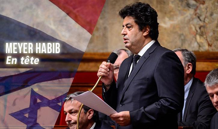 Europe Israël appelle à voter massivement pour Meyer Habib aux législatives, mobilisons nous pour faire barrage à Florence Drory qui n'aime ni Israël ni le Judaïsme