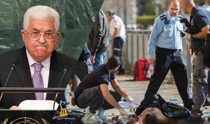 Après avoir attisé la haine, le dictateur palestinien Mahmoud Abbas veut «geler les contacts avec Israël» suite aux violences qu'il a déclenché