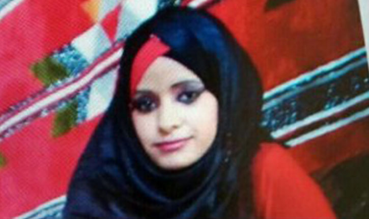 Village arabe palestinien: une jeune musulmane de 19 ans meurt suite à l'application de la Charia