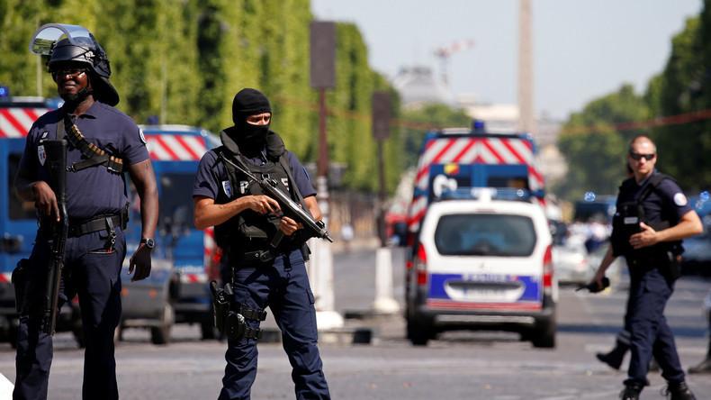 Le terroriste des Champs-Elysées, Adam Djaziri, suspecté d'être l'auteur des menaces de «bain de sang» au nom de Daesh en France