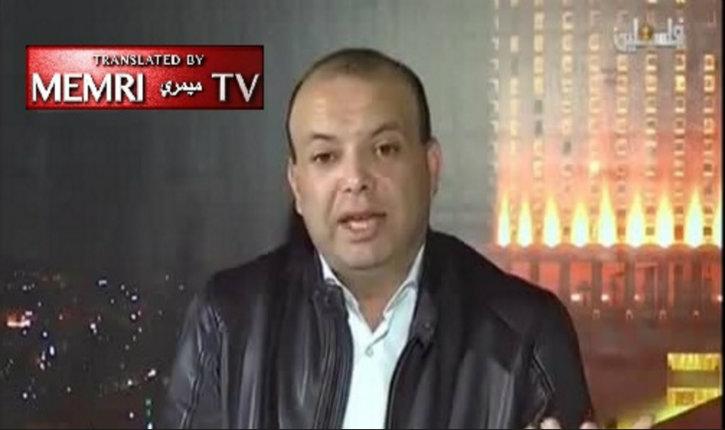 (Vidéo) Le porte-parole du Fatah Osama Qawasmeh : L'insurrection contre les régimes arabes est décrite dans les Protocoles des Sages de Sion