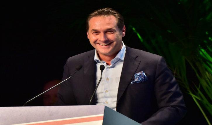 Le chef du parti autrichien populiste FPÖ veut déplacer l'ambassade autrichienne en Israël à Jérusalem
