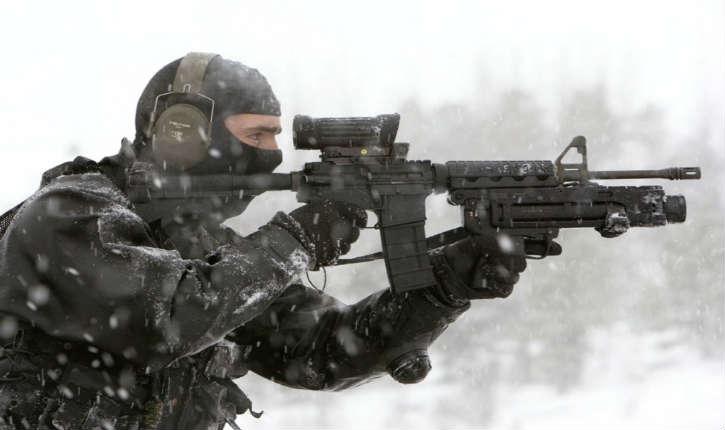 Un sniper membre de «Joint Task Force 2» abat un djihadiste de l'Etat islamique à plus de 3 kilomètres et bat le record du monde de distance