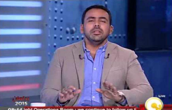 L'animateur de TV égyptien Youssef Al-Hussein «Les musulmans n'ont rien apporté à l'Occident, hormis les meurtres, les massacres et les attentats»