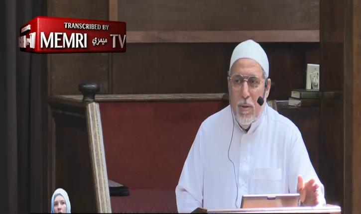 (Vidéo) Un imam américain d'origine égyptienne contre tout processus de paix avec les Juifs : le problème est « dans leurs gènes et leur sang »