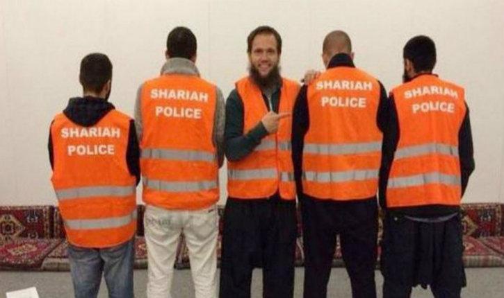 Une police de la charia islamique terrorise Berlin