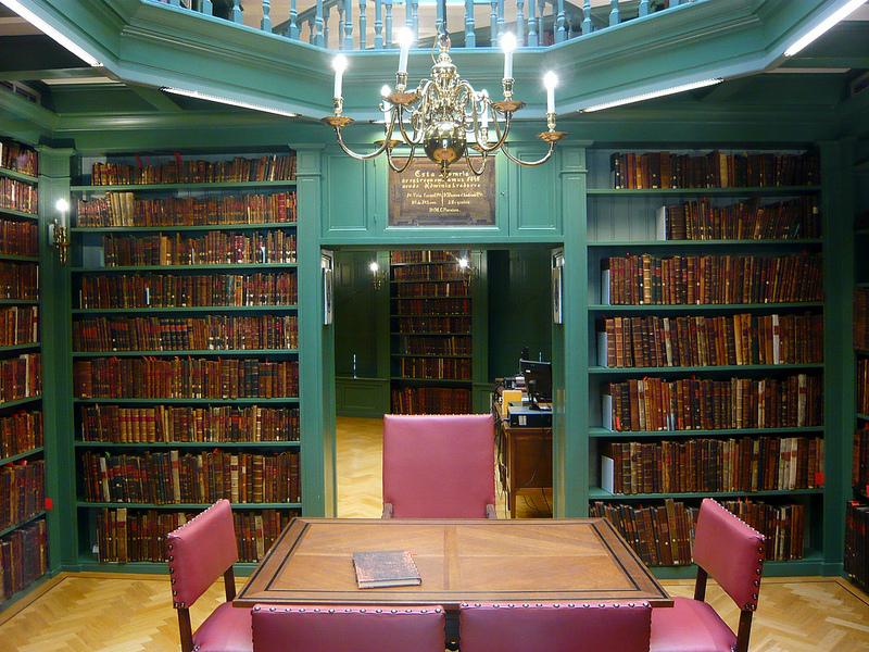 La plus ancienne bibliothèque juive d'Europe numérise et diffuse gratuitement sa collection