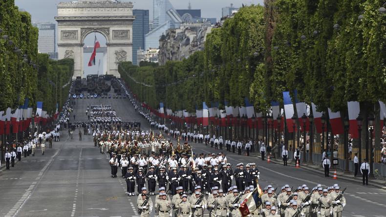 15 hauts gradés de l'armée s'indignent et appellent Emmanuel Macron à faire preuve d'«humilité»