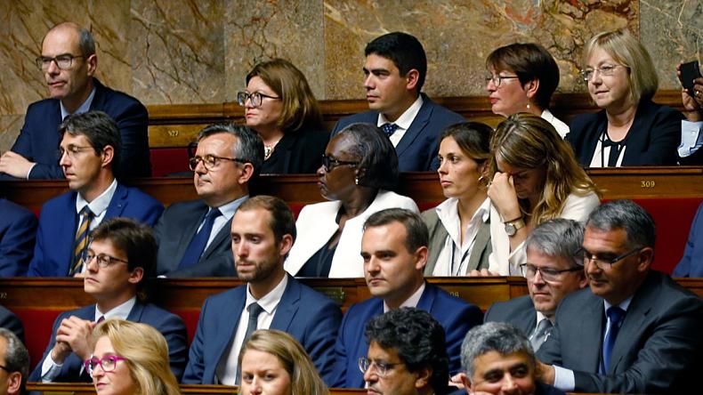 En Marche ? En colère plutôt, des députés LREM dénoncent un fonctionnement anti-démocratique au sein du parti «On est loin de la démocratie participative promise»