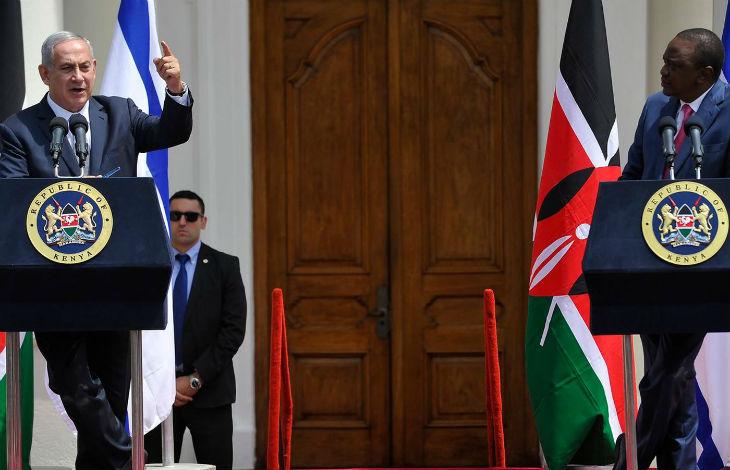 Israël tisse ses liens et réaffirme son engagement humanitaire en Afrique