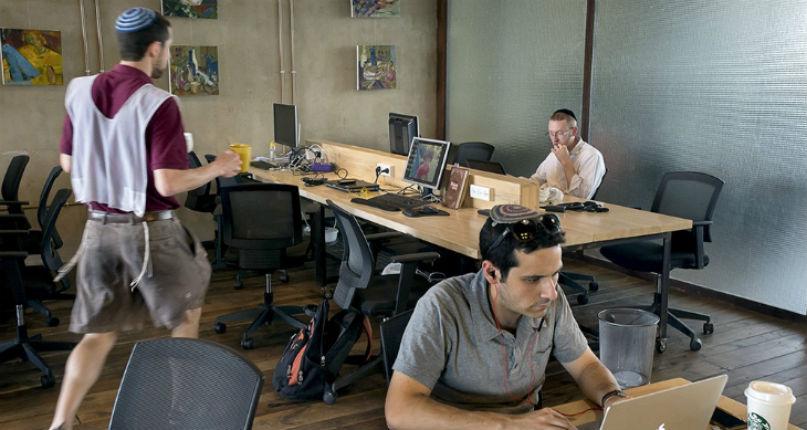 Face à Tel Aviv, Jérusalem se rêve en capitale high-tech