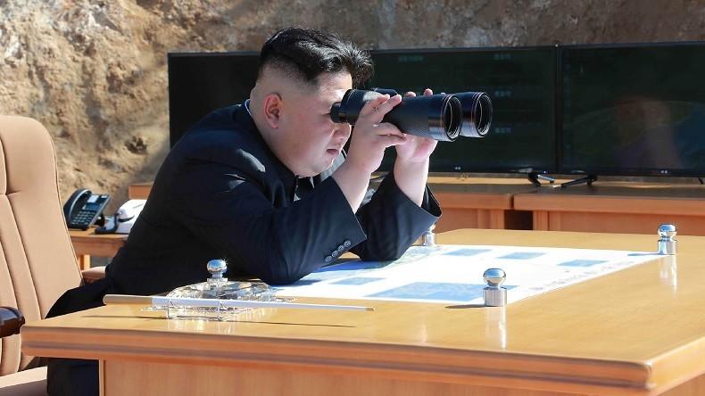 Kim Jong-un : le missile lancé le Jour de l'Indépendance, un «cadeau à ces salauds d'Américains»