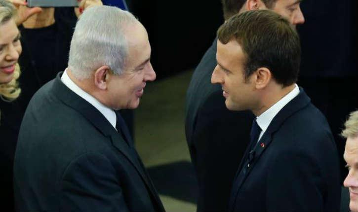 Emmanuel Macron a annoncé qu'il se rendrait prochainement en Israël