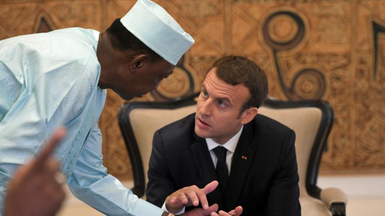Selon Macron l'aide économique ne sert à rien car le problème du continent serait que les Africaines font trop d'enfants
