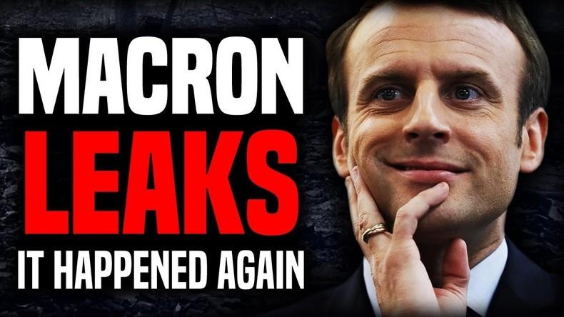 Macronleaks : WikiLeaks rend public 21 000 courriels de campagne «vérifiés» d'En Marche