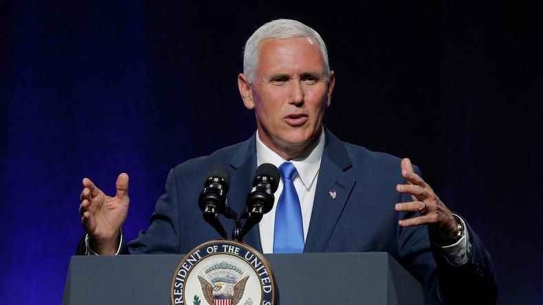 Mike Pence, vice-président des Etats-Unis, réaffirme le soutien inconditionnel à Israël et précise que l'ambassade américaine en Israël sera transférée à Jérusalem