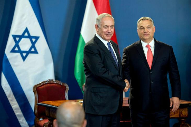 Orban réaffirme son soutien à Israël. Avec George Soros, la Hongrie et Israël ont un ennemi commun (Vidéo)