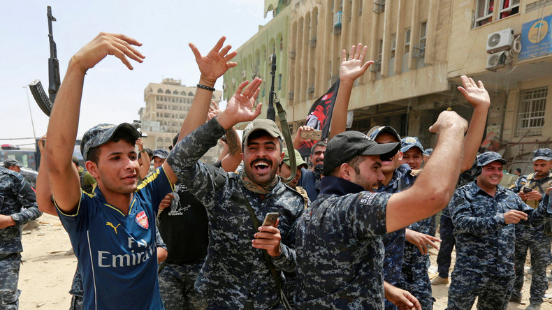 L'Irak a annoncé la libération de Mossoul