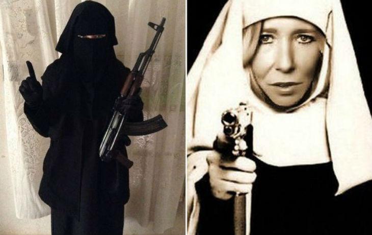 Trop vieille pour les djihadistes de Daesh, une terroriste britannique désespérée, «Mrs Terror», souhaite rentrer au pays