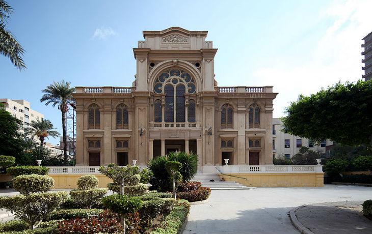 L'Egypte investit 22 millions de dollars pour restaurer la Synagogue d'Alexandrie