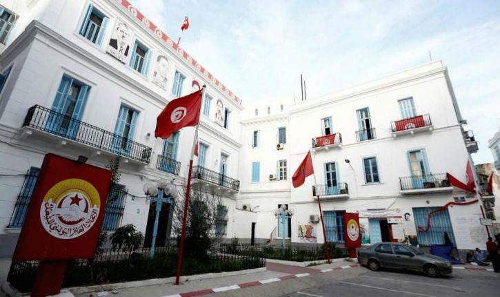 Tunisie : les voyous de la centrale syndical du pays appel à annuler le spectacle d'un humoriste juif
