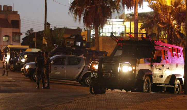 Jordanie: tension entre Israël et la Jordanie au lendemain d'une attaque terroriste perpétrée dans l'ambassade d'Israël à Amman