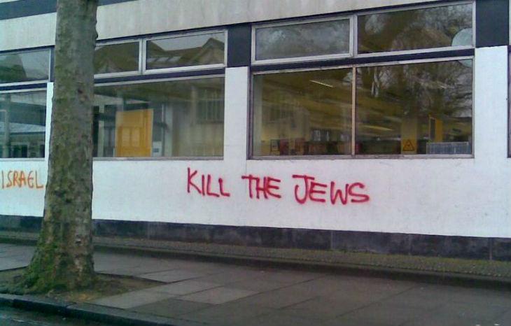 L'Union Européenne s'alarme d'une étude sur l'antisémitisme, «Le vingtième siècle a connu beaucoup de maladies. La seule qui reste incurable est l'antisémitisme»