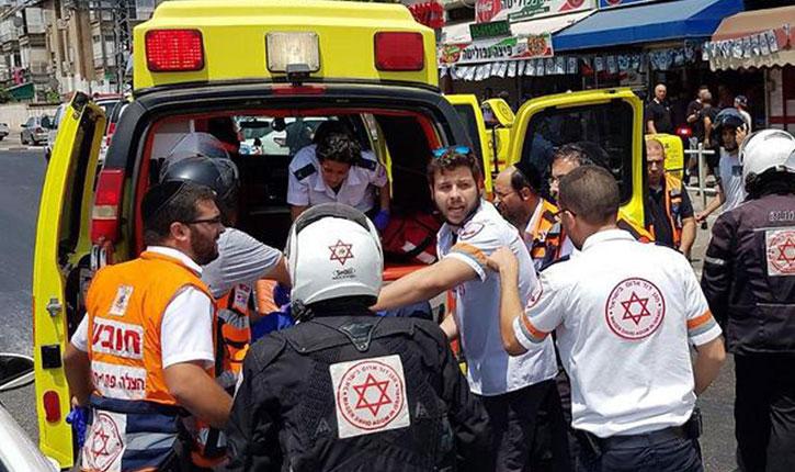 Israel, une nouvelle attaque au couteau : « Je l' ai fait pour le bien d'Al-Aqsa. »