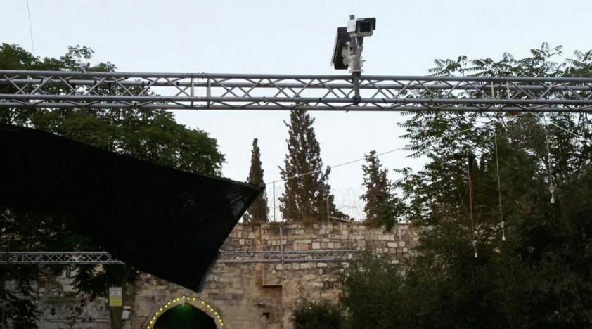 Jérusalem: Israël installe des caméras à l'entrée du Mont du Temple