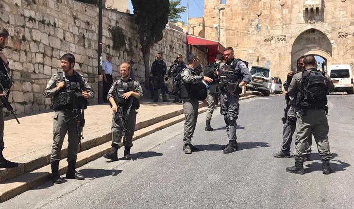 [Vidéo] Attentat sur le Mont du Temple: 2 policiers israéliens tués, deux blessés (mis à jour)