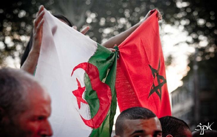 Saint-Ouen (93) : les trafiquants font sauter un mur antidrogue et pavoisent avec des drapeaux algérien ou marocain