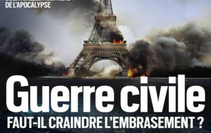 L'armée prévoit la guerre civile en France avant les élections