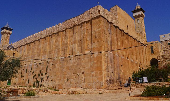 Le prochain vote de l'UNESCO veut inscrire Hebron et le Caveau des Patriarches comme sites islamiques palestiniens