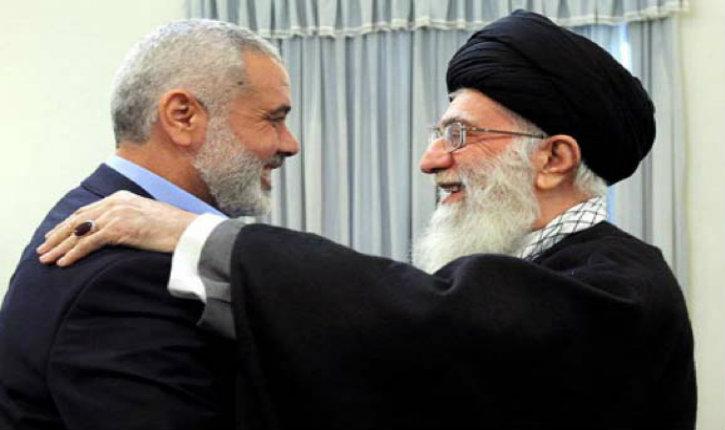 Le chef du Hamas, Ismail Haniyeh : » l'Iran, merci pour votre soutien!»