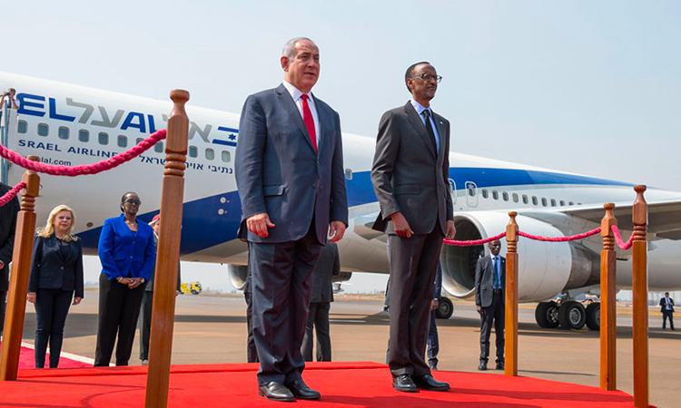 Rwanda: Israel renforcera dorénavant la sécurité du pays contre les jihadistes