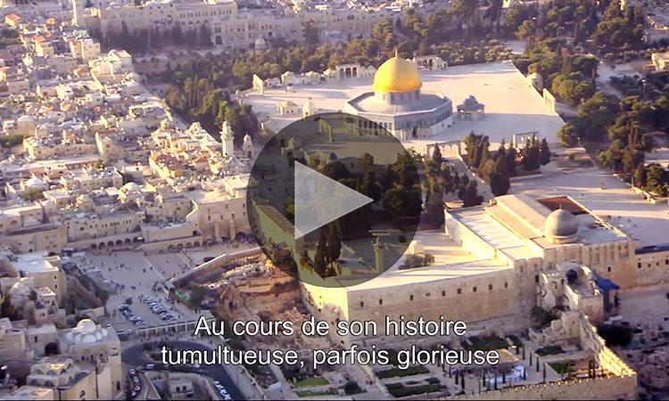 [Documentaire] Jérusalem: visitez l'histoire de la ville au travers de témoignages d'archéologues