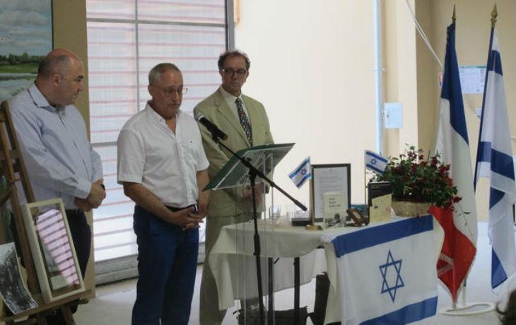 La médaille des Justes pour un couple de Brennous qui a caché une famille juive