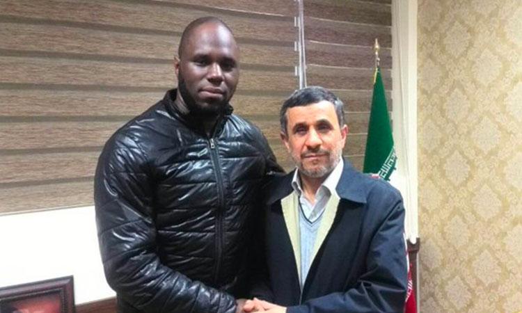 [Vidéo] Kemi Seba avoue lors d'un débat télévisé être, comme Soral, financé par l'iran