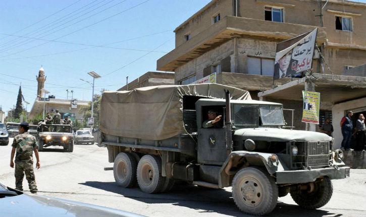 Silence arabe : l'armée Libanaise s'en prend  aux camps des réfugiés syriens et torturent des enfants