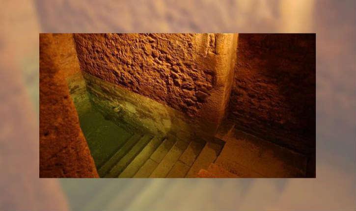 France : l'un des plus beaux Mikvé, bassin rituel juif, du monde se trouve à Montpellier