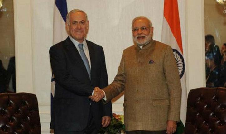 Le premier ministre indien, Narendra Modi: « Israël est un phare de la technologie »