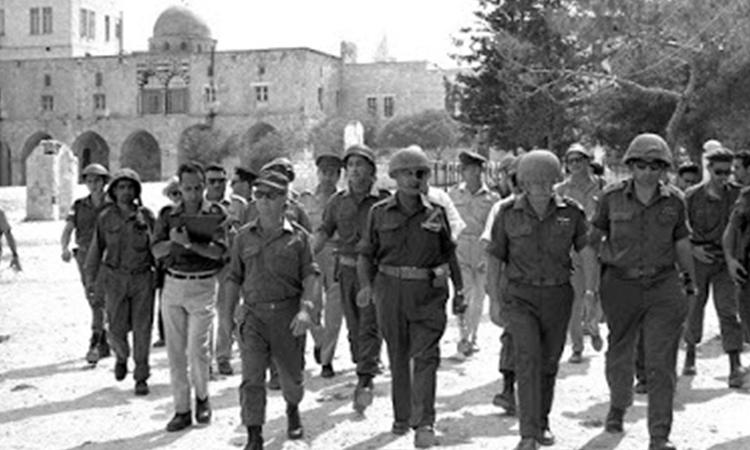 Mont du temple : pourquoi Moshé Dayan a renoncé à la souveraineté israélienne par Pierre Lurçat