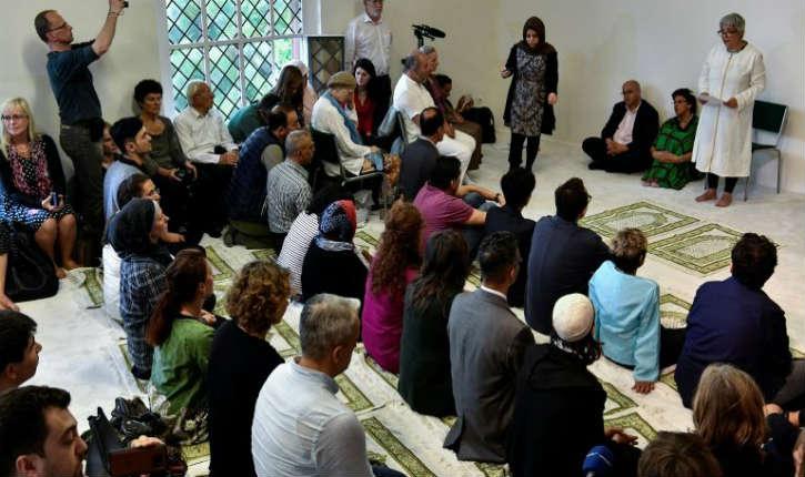 Berlin : Seyran Ates, fondatrice d'une mosquée libérale ouverte aux homosexuels fait l'objet de centaines de menaces de mort