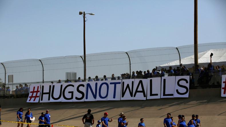 La Chambre des représentants des Etats-Unis approuve un budget de 1,6 milliard pour le mur anti-migrants de Trump
