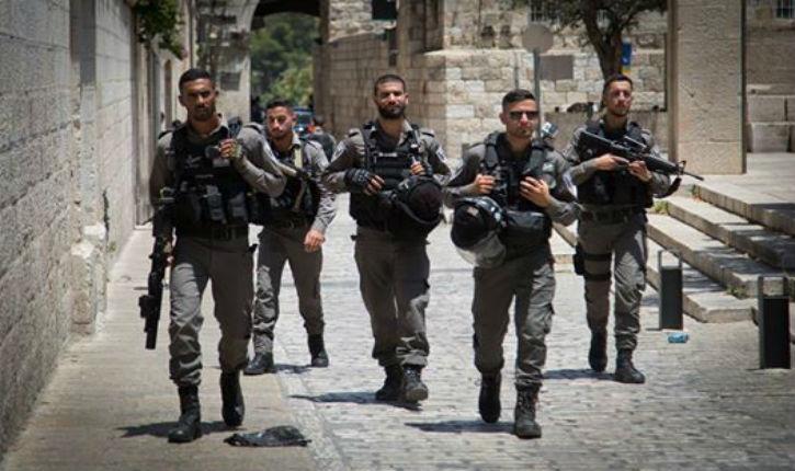 Ces policiers israéliens qui sont les «héros du quotidien» à Jérusalem