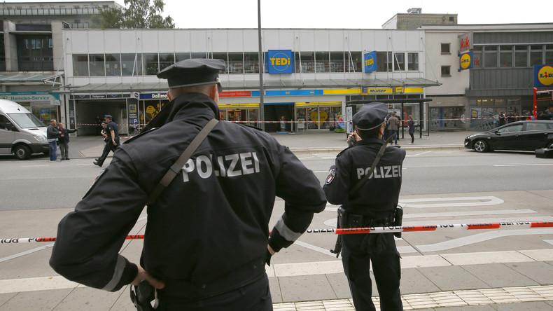 L'auteur de l'attaque au couteau du 28 juillet à Hambourg qui a fait un mort et plusieurs blessés, est un migrant islamiste