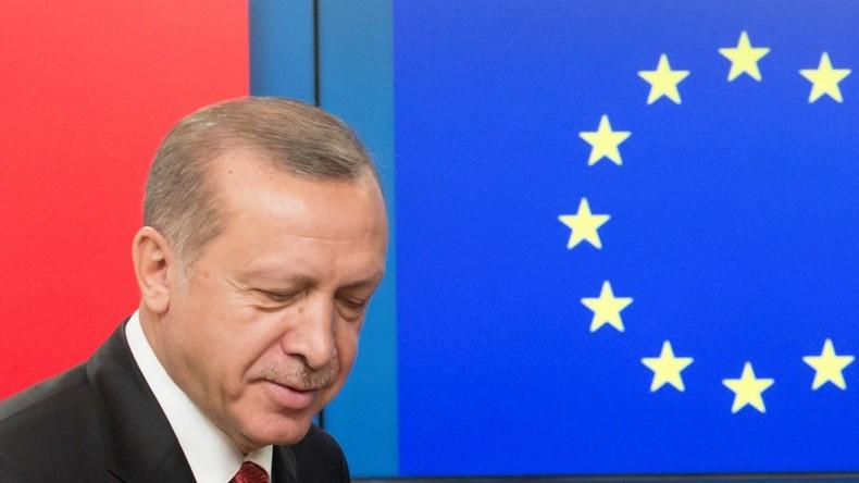 Le parlement européen menace la Turquie de suspendre son processus d'adhésion à l'UE