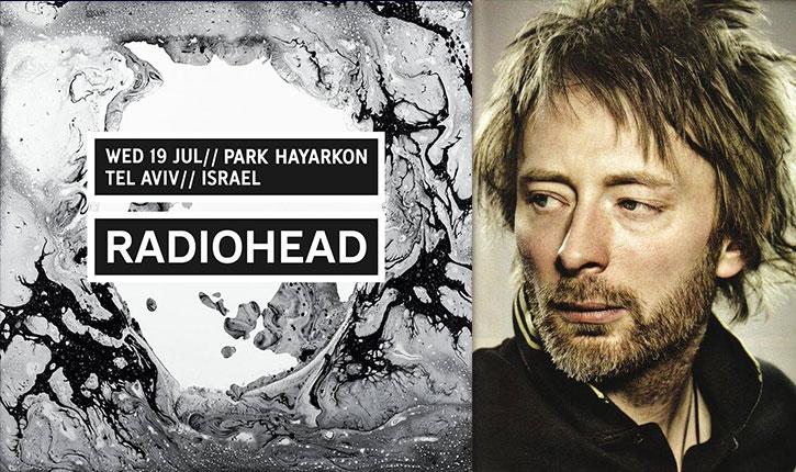 Pourquoi le groupe Radiohead n'est pas anti-Israel alors qu'ils ont des positions alter-mondialistes?